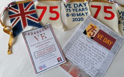 VE Day – 8th May 2020